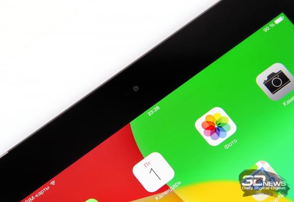 Фронтальная камера Apple iPad Air