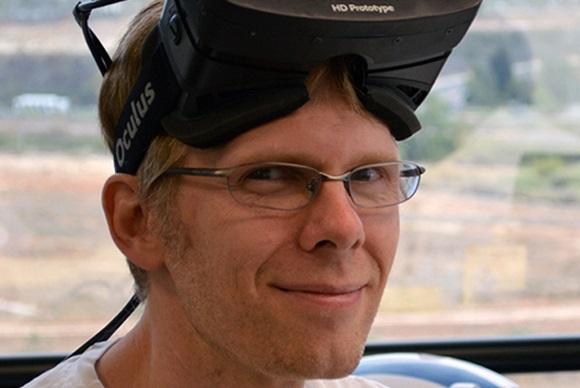 Джон Кармак переключается с VR на искусственный интеллект [Игры]