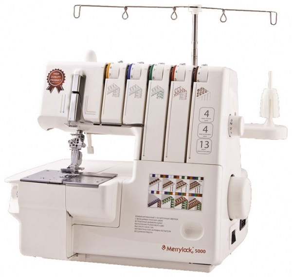 Выбрать бытовую швейную машинку