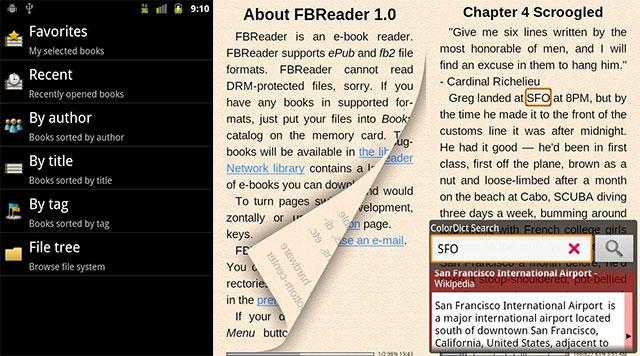 приложение Fbreader для андроид скачать бесплатно - фото 7