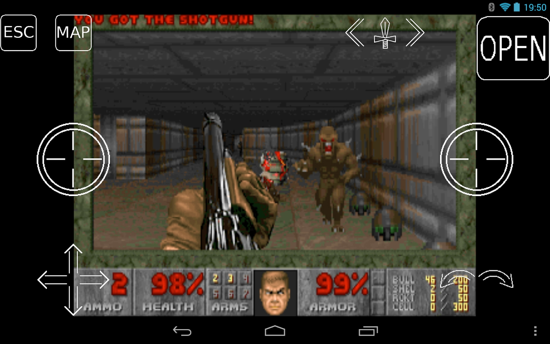 Doom Android на андроид скачать. Именно он — …