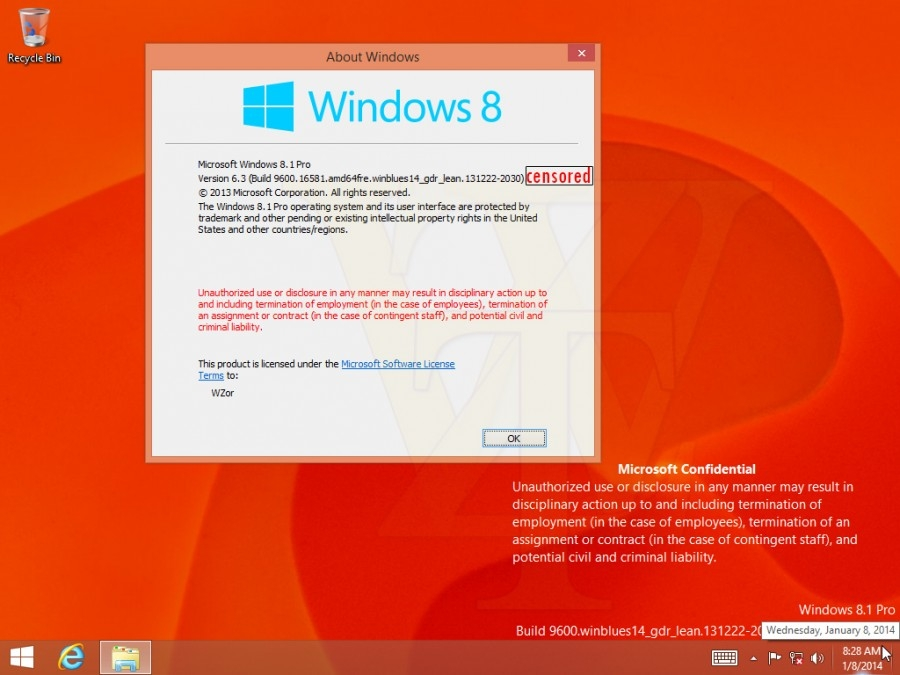WINDOWS 8.1 UPDATE 2014