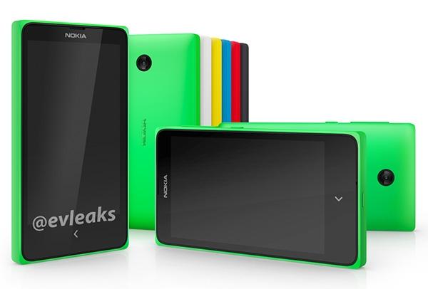 evleaks сообщил о характеристиках Android-смартфона Nokia X (Normandy)