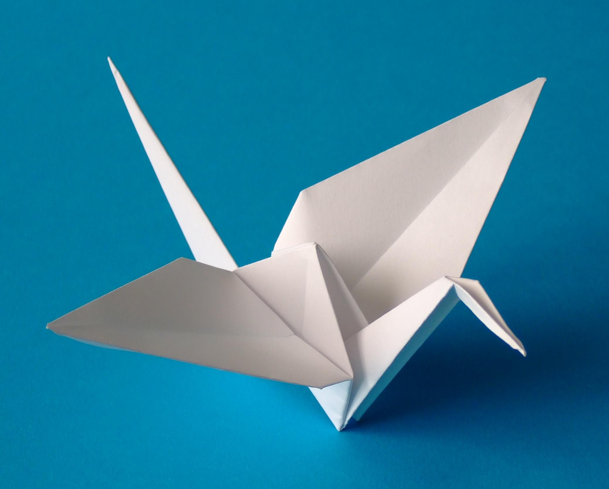 инструкция как сделать кристалл из бумаги