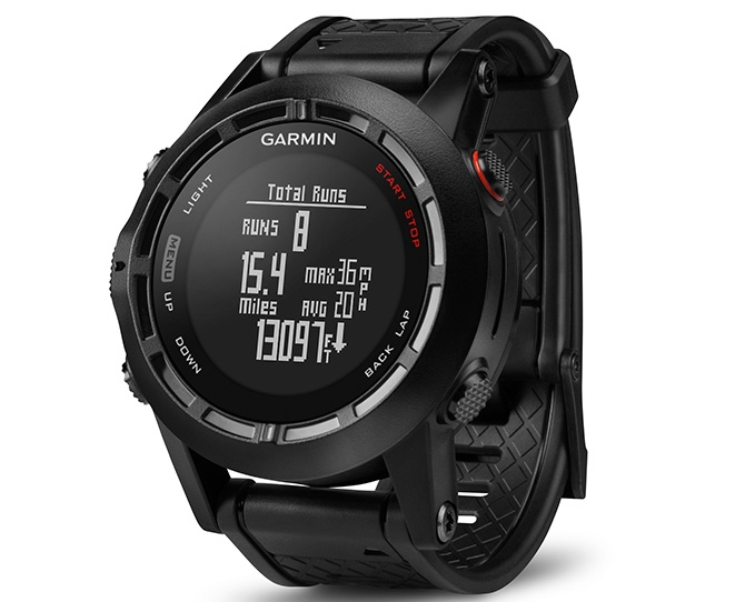 Garmin представила GPS-часы Fenix 2 для спортсменов