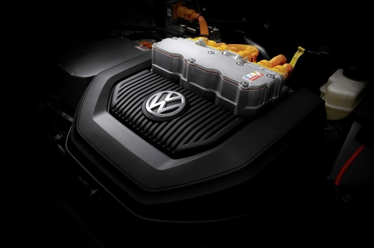 Двигатель Volkswagen e-Golf