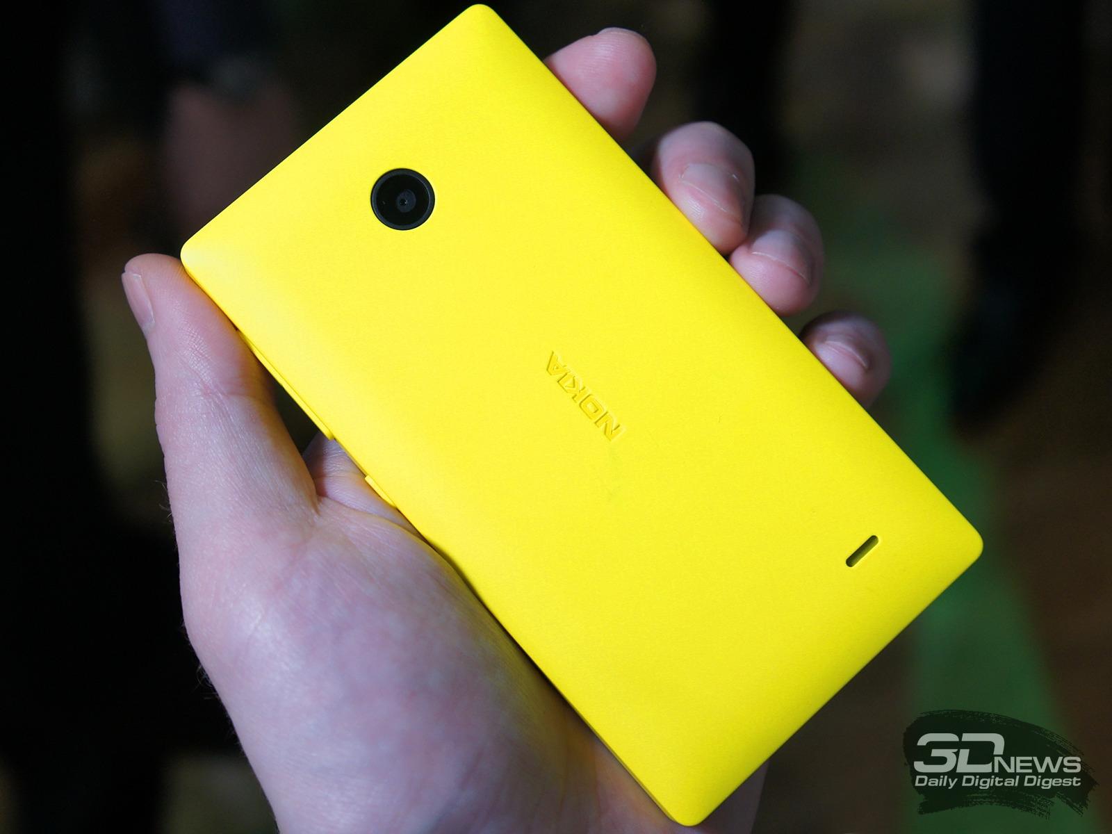 Mwc 2014 Nokia X Xl Yellow 5 800480 Ppi