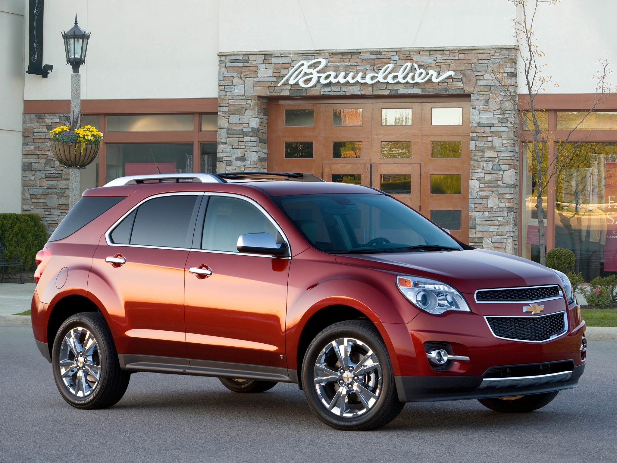 Chevy 2010 equinox owners manual