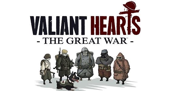 ÐаÑÑинки по запÑоÑÑ Valiant Hearts: The Great War logo png