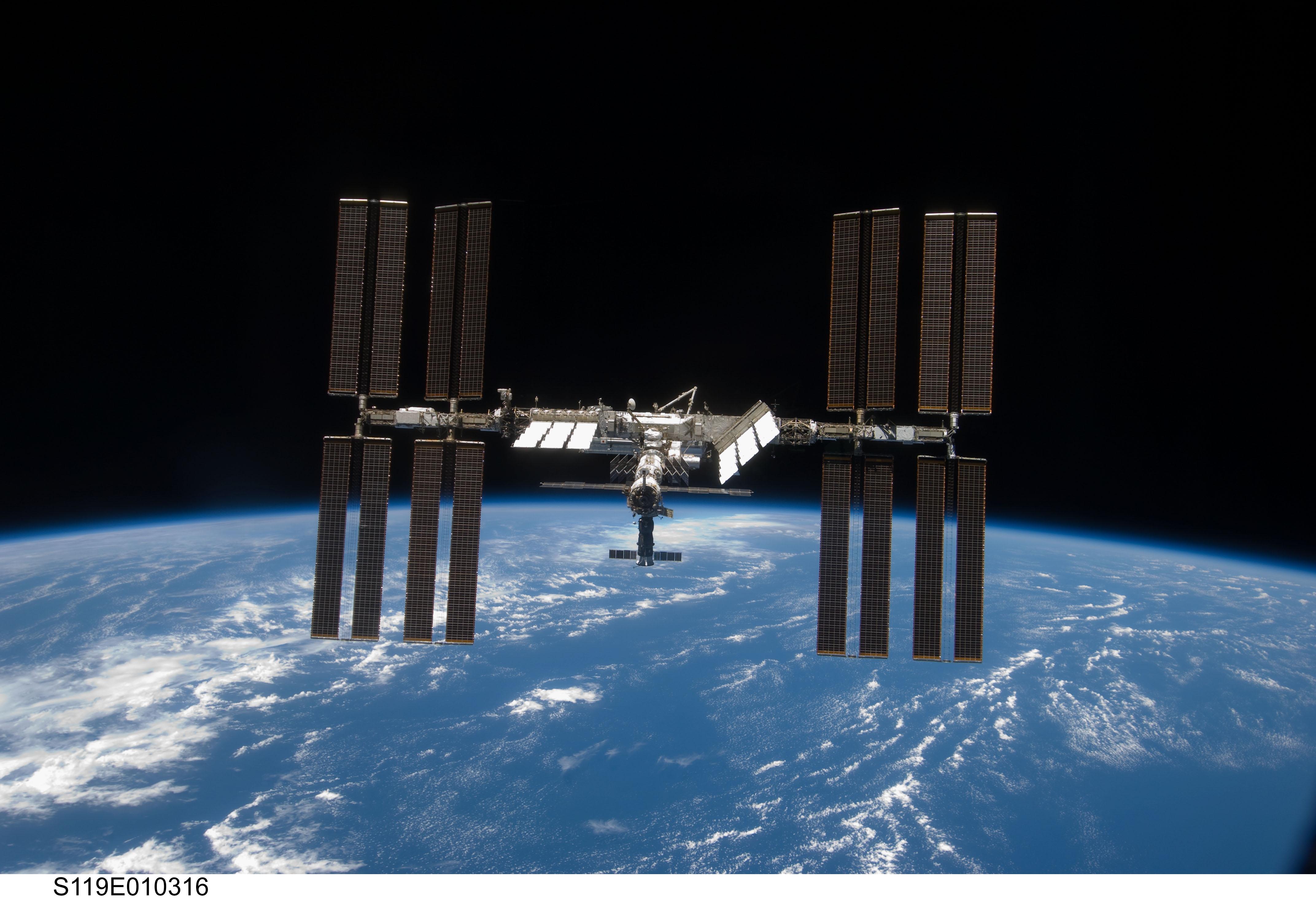 international space station nasa - HD2000×1323