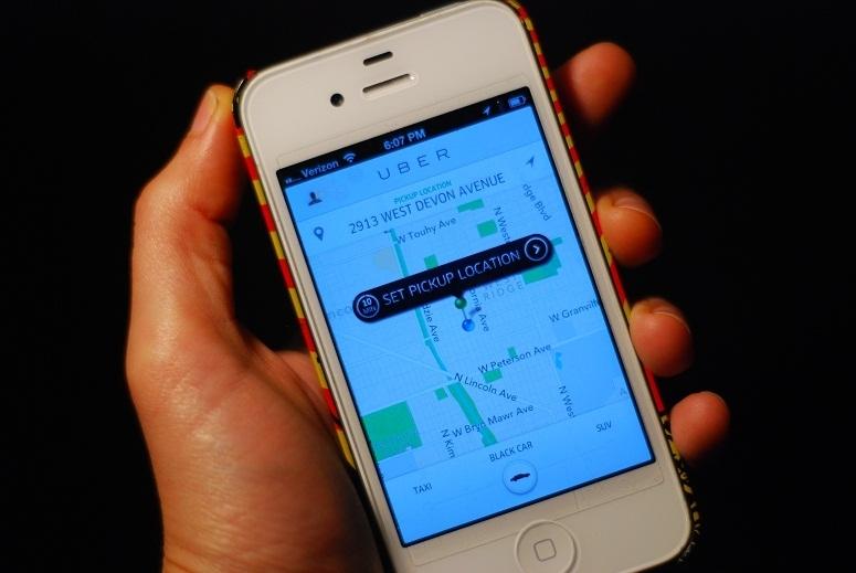 Как приложение убер для водителей