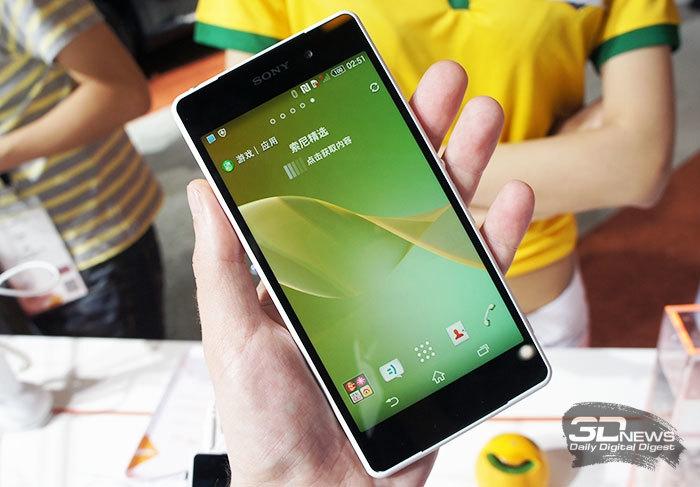 Обзор Sony Xperia Z5: опять двадцать пять