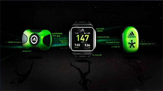 Google Fit Nike Adidas Withings RunKeeper Basis