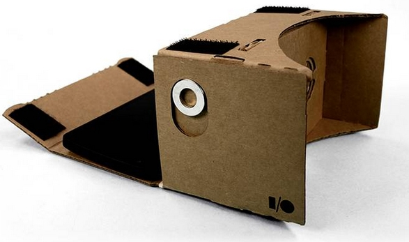 Очки виртуальной реальности google картон кабель айфон phantom 4 pro переходник