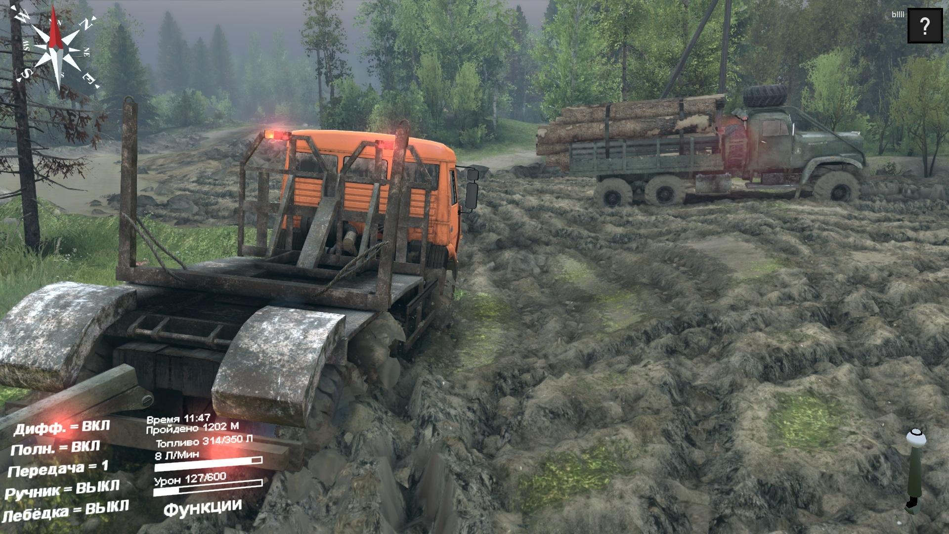 Игра лесовоз симулятор скачать