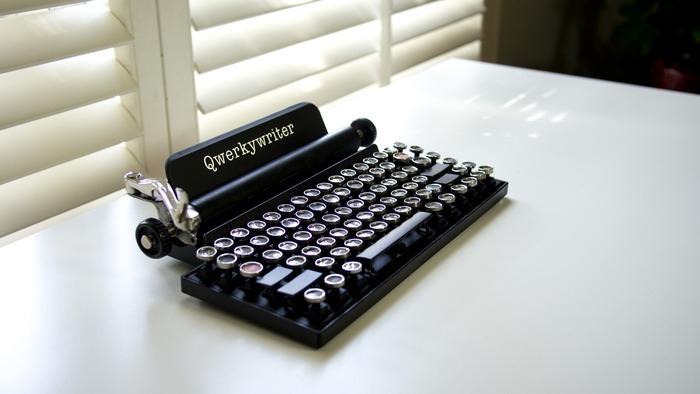Ретро клавиатура для планшета