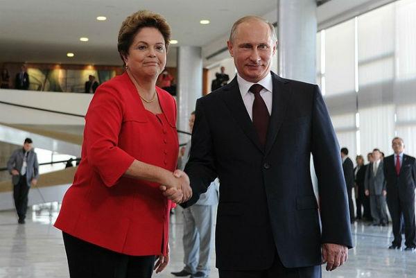 В Бразилии разместят ещё две станции ГЛОНАСС