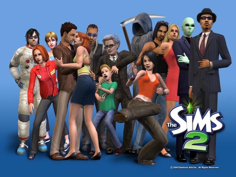 EA устроила бесплатную раздачу полного издания The Sims 2