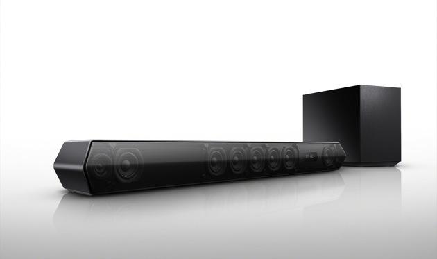 IFA 2014: звуковая панель Sony мощностью 380 Вт с беспроводным сабвуфером