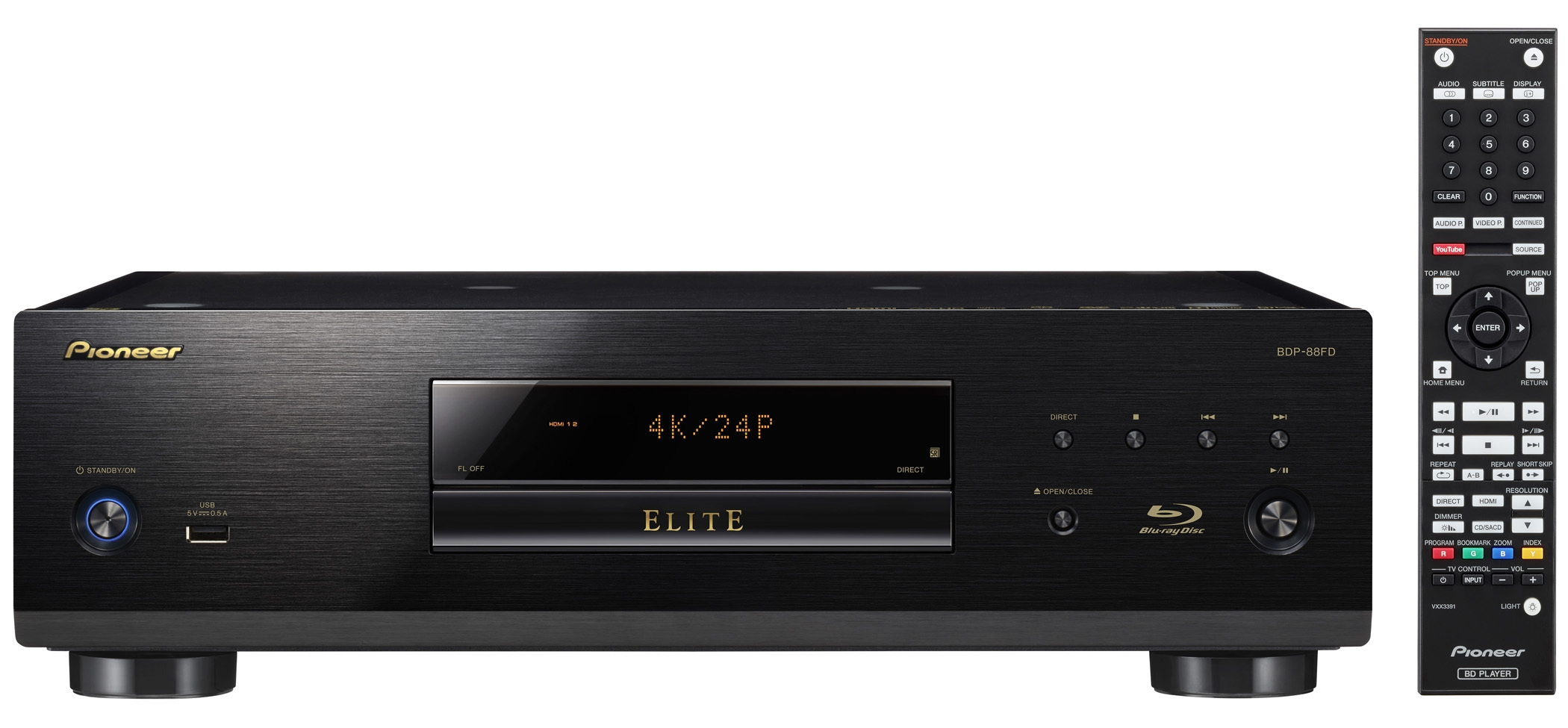 DRIVERS: PIONEER BDP-85FD BLU-RAY PLAYER