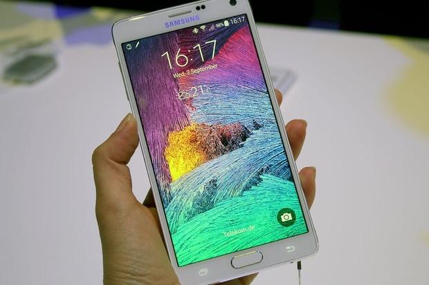 Смартфон Samsung Galaxy Note 4 цены в магазинах