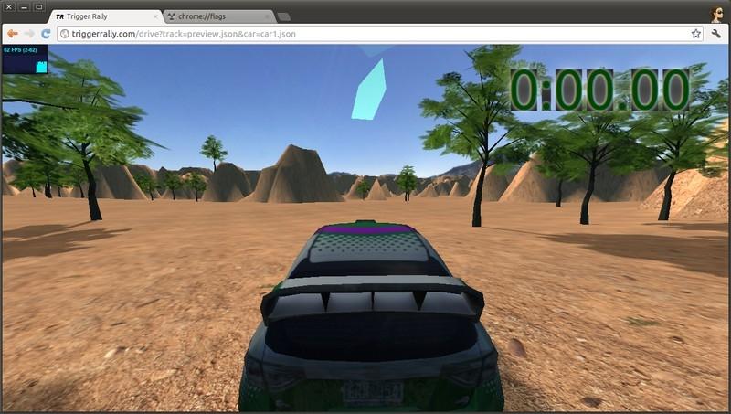 3D-игра на основе WebGL