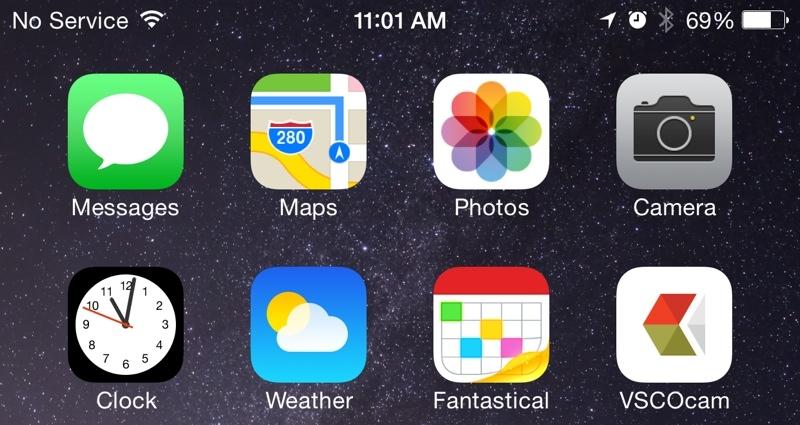 iOS 8.0.1 утратила зависимость