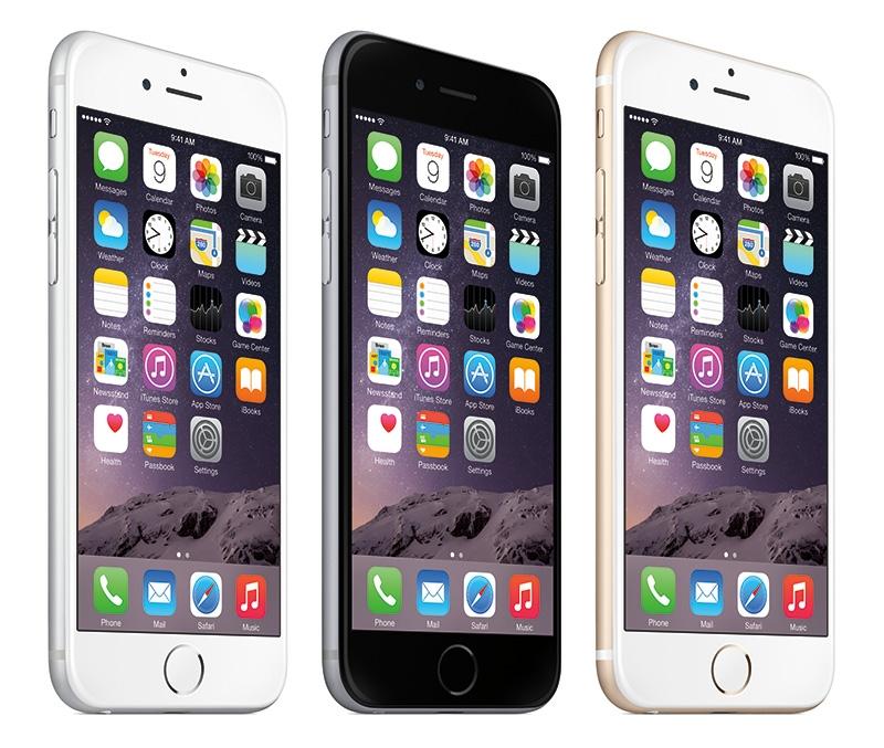 возможности iphone 6