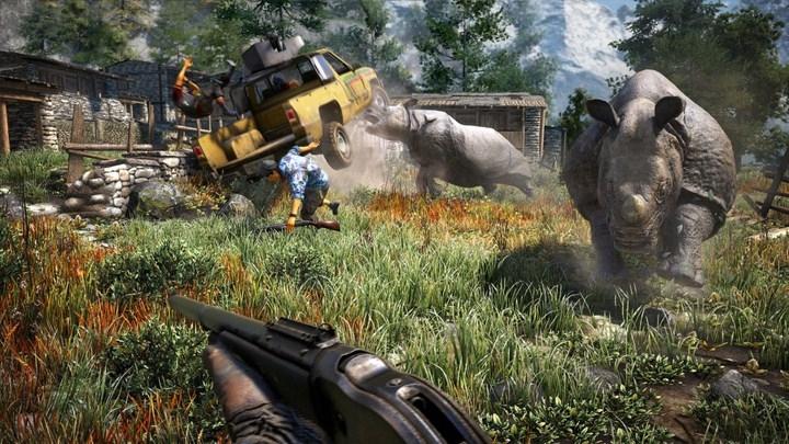 Скачать Старую Версию Far Cry 2