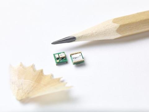 OriginGPS Nano Spider: самый маленький GPS-модуль