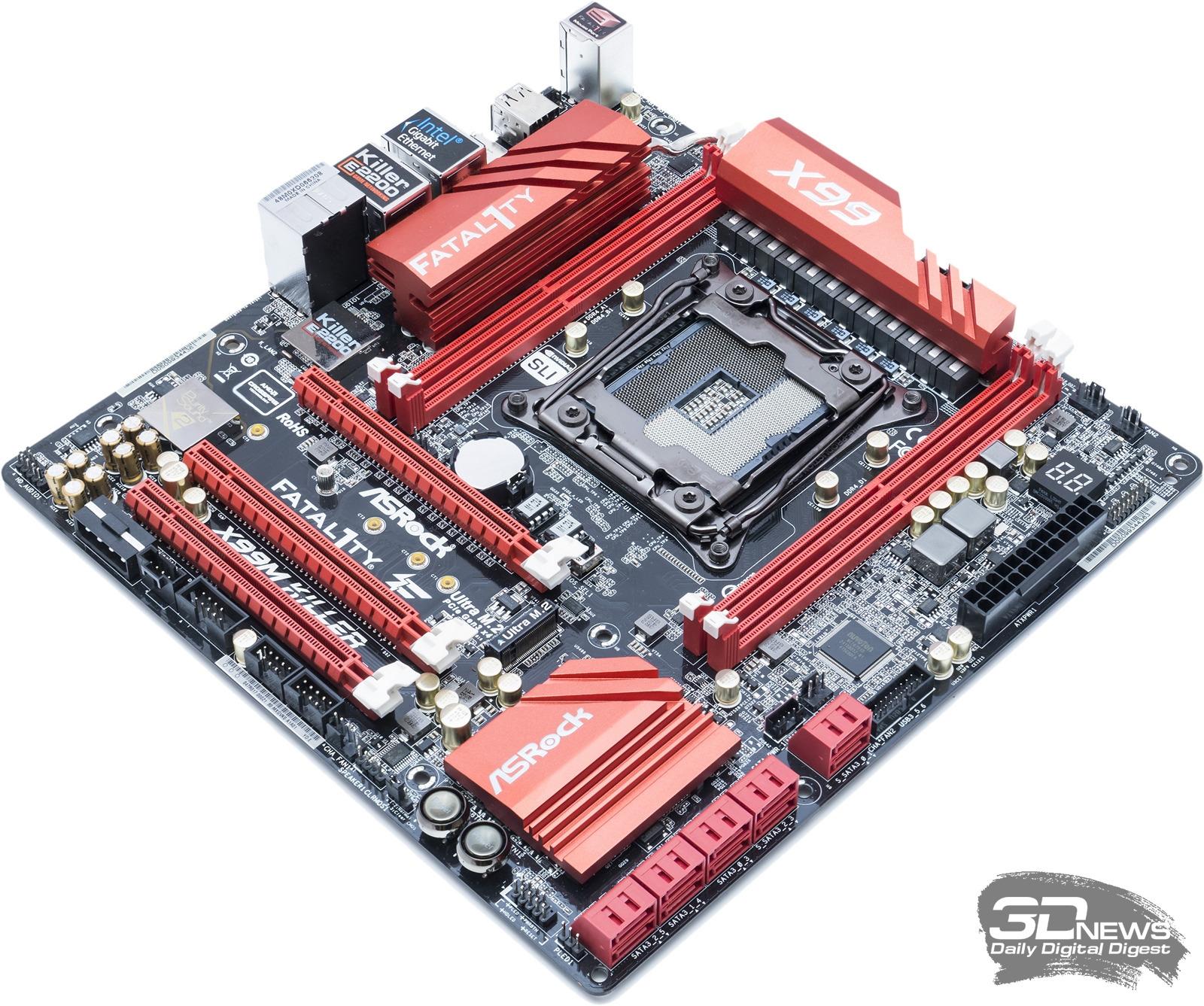 ASRock Fatal1ty X99M Killer Intel USB 3.0 Treiber