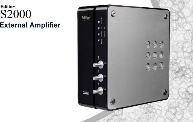 Стереосистема Edifier S2000 с близким к Hi-Fi уровнем звучания