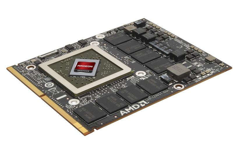 Radeon HD 6970M MXM уже не нов, и ему нужна смена
