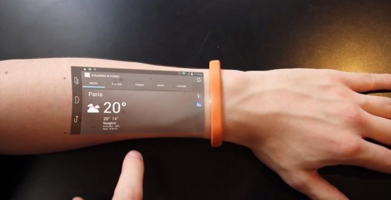Электронный браслет купить в москве