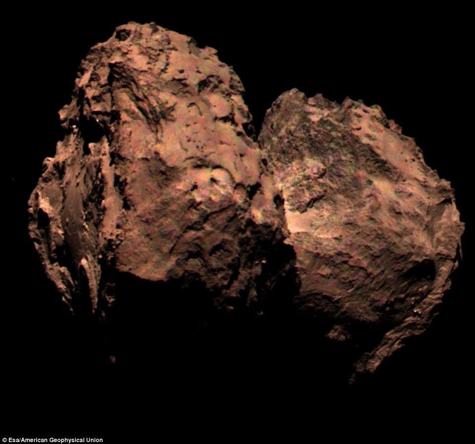 страна уникальной цветное фото кометы герасименко свитер поверх клетчатой