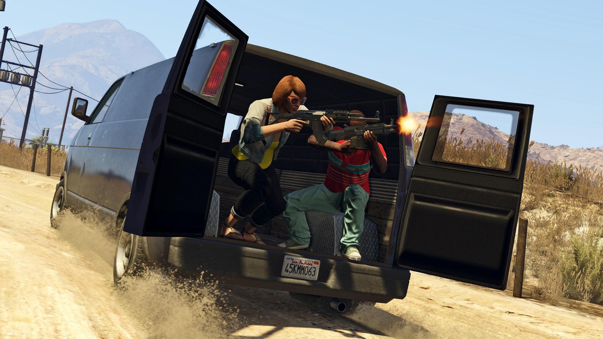 продажи Gta V для Ps4 и Xbox One превзошли ожидания аналитиков