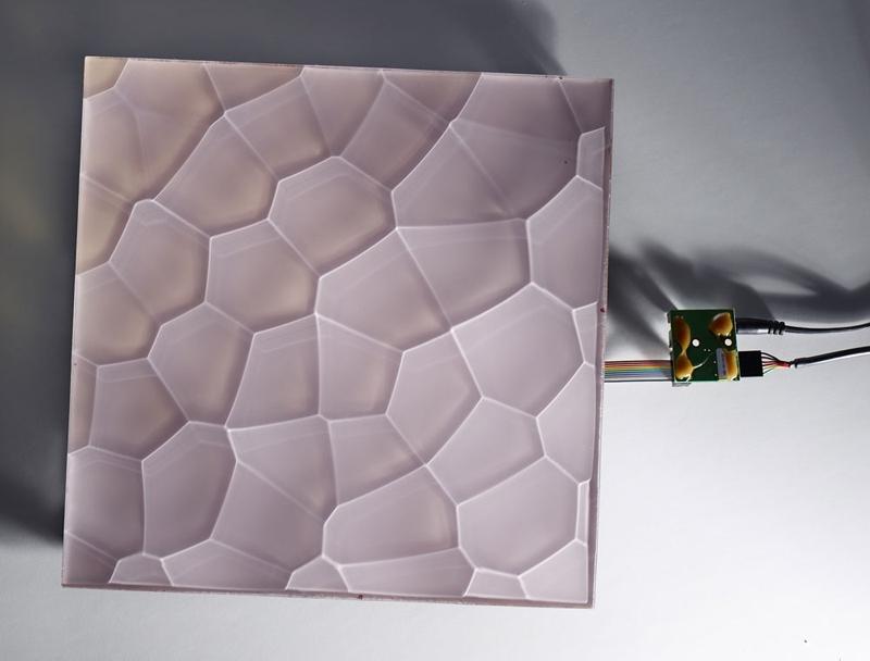"""CES 2015: E Ink Prism — электронные «обои» для отделки помещений"""""""