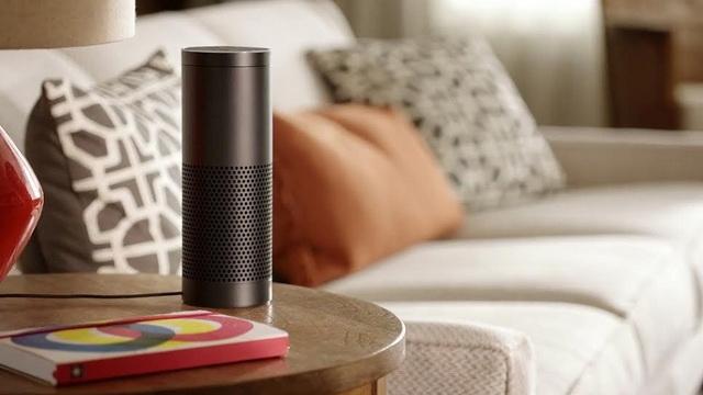 Amazon Echo получил поддержку iTunes, Pandora и Spotify