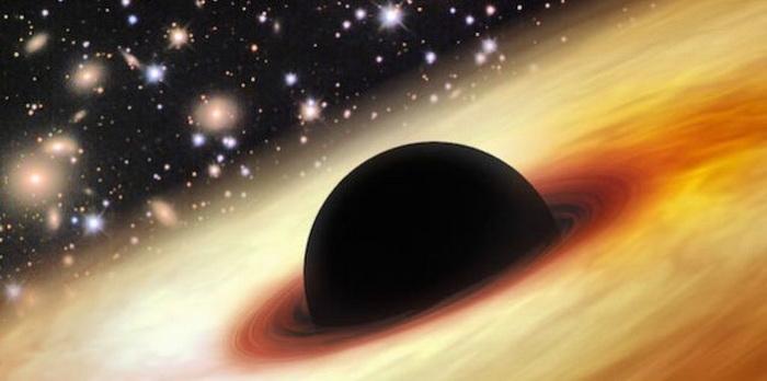 Учёные открыли черную дыру, создающую новые звезды