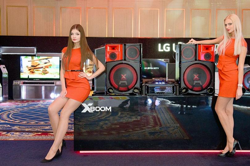 Масштабное обновление телевизоров и аудиосистем LG