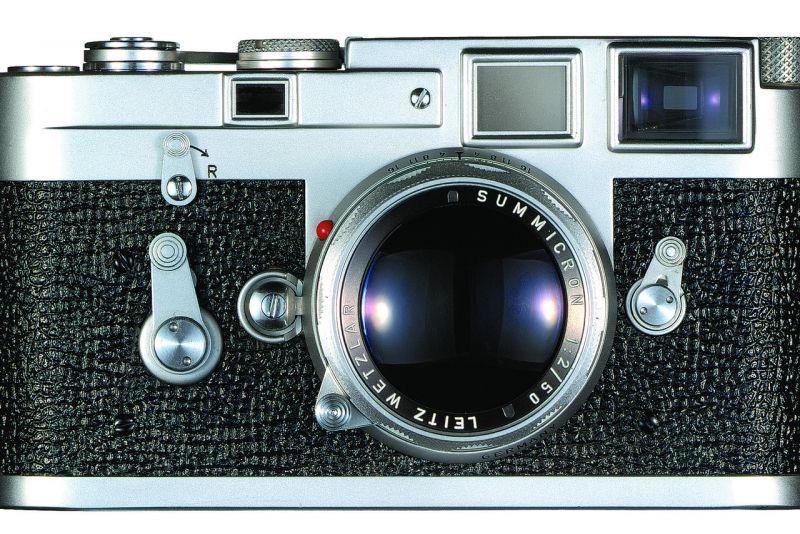 Leica M3 1954 г.
