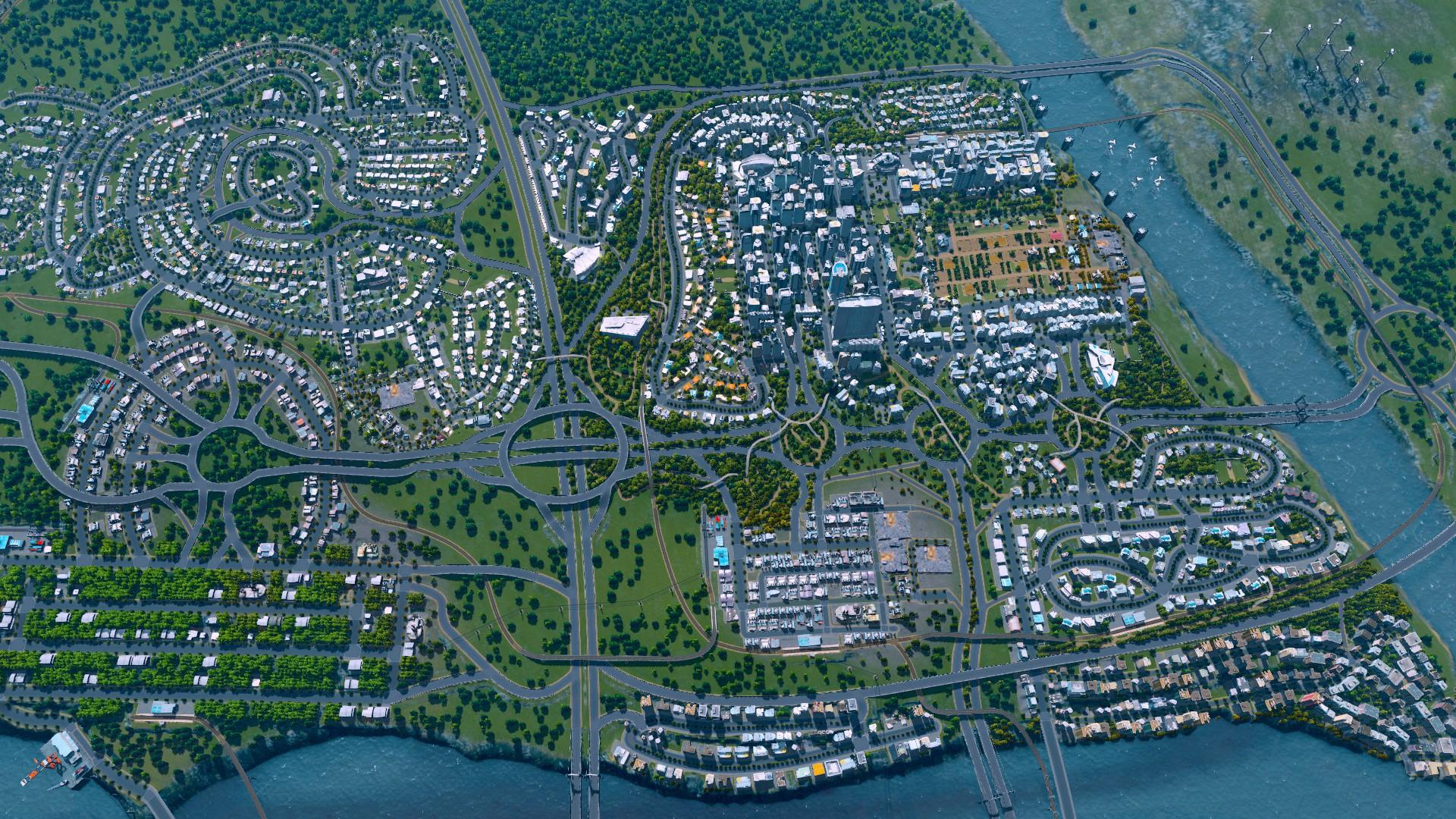 Как сделать карту cities skylines 56