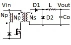 Single-Transistor Forward  Screens\forward2switch.jpg Two-Transistor Forward