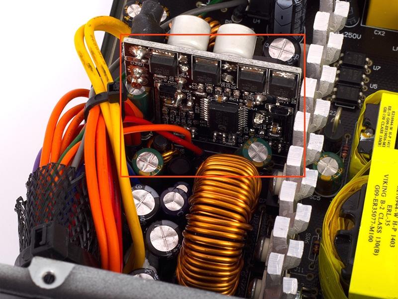 Преобразователь DC-DC для шины 5 В (CoolerMaster G650M)