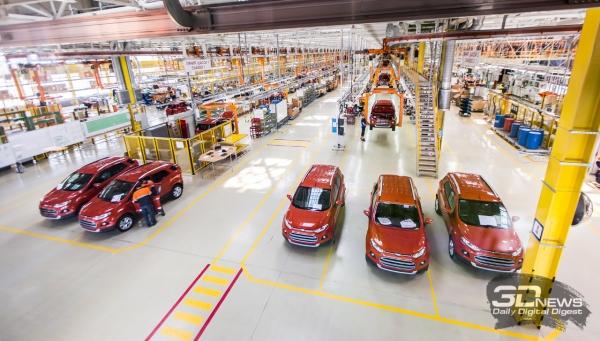 фото компании Ford Sollers