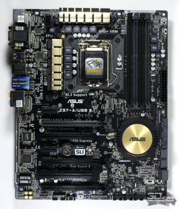 ASUS Z97-A/USB3.1