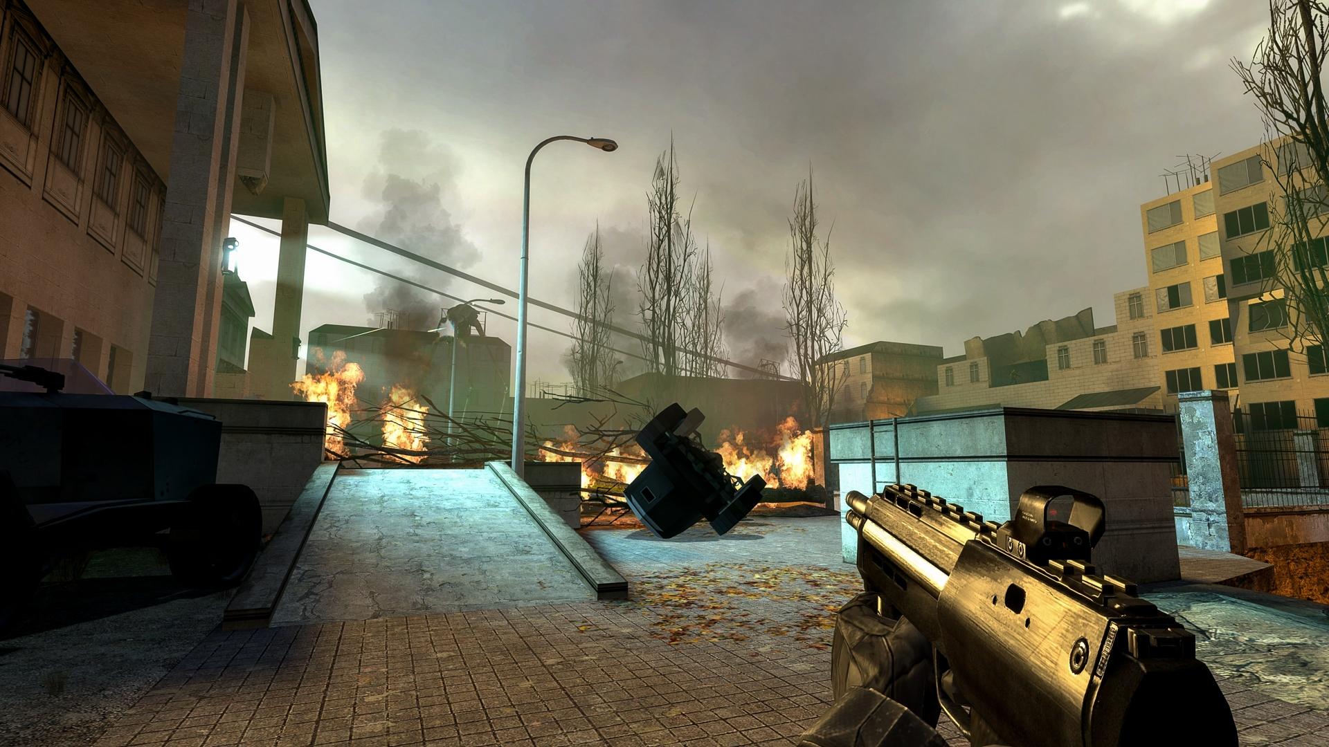 Half Life с Улучшенной Графикой скачать