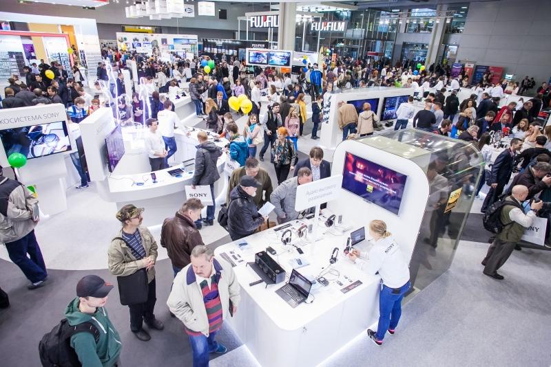 На выставке CE PE 2015 в Крокус Экспо можно будет купить новинку со скидкой c8469b578da