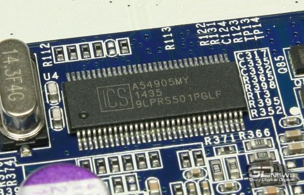 Генератор частот ICS 9LPRS501PGLF