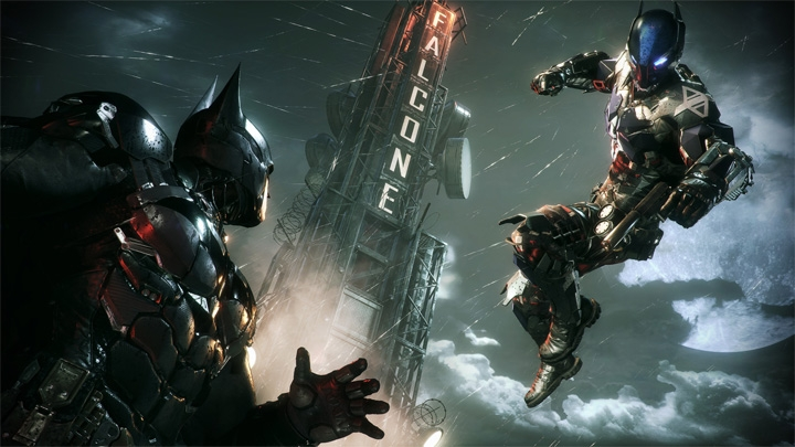 Batman: arkham knight требивания